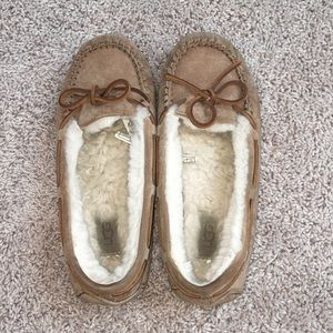 UGG Brown Moccasins